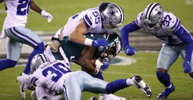 Dallas Cowboys Run Defense
